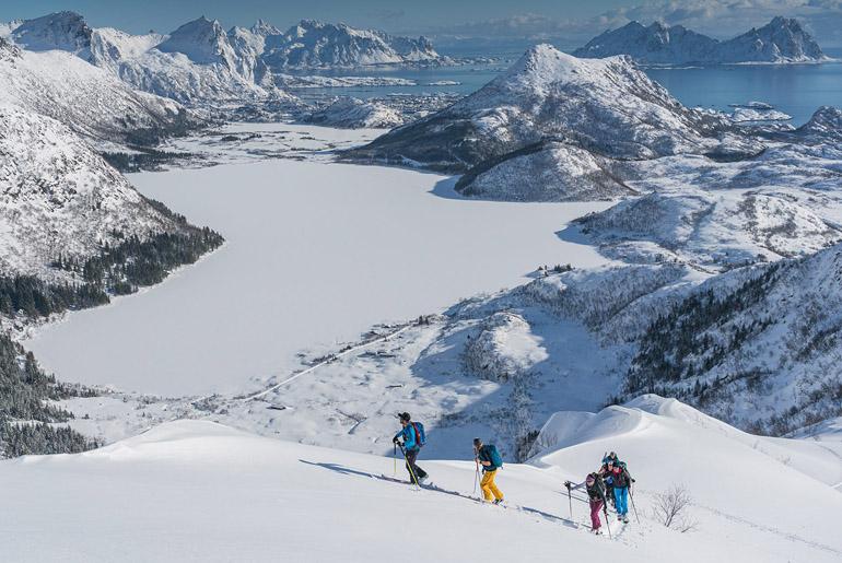 Private Ski Week - Lofote Ski Lodge